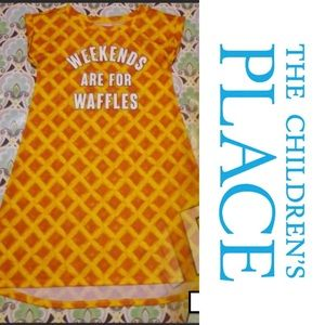 The Children's Place Pajamas - The Children's Place Short Sleeve Nightgown